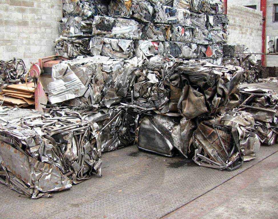 qing岛废品回收
